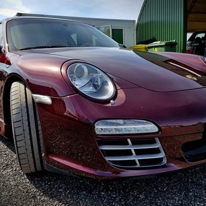 Porsche Sigulda
