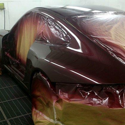 Automašīnas restaurēšana